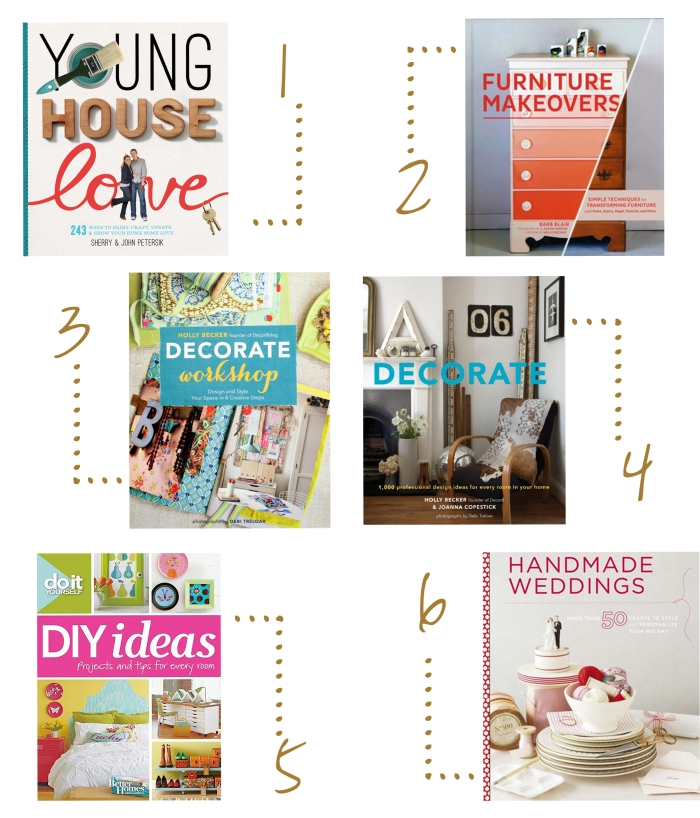 favoritecraft-designbooks_She Loves Happy Lifestyle Blog