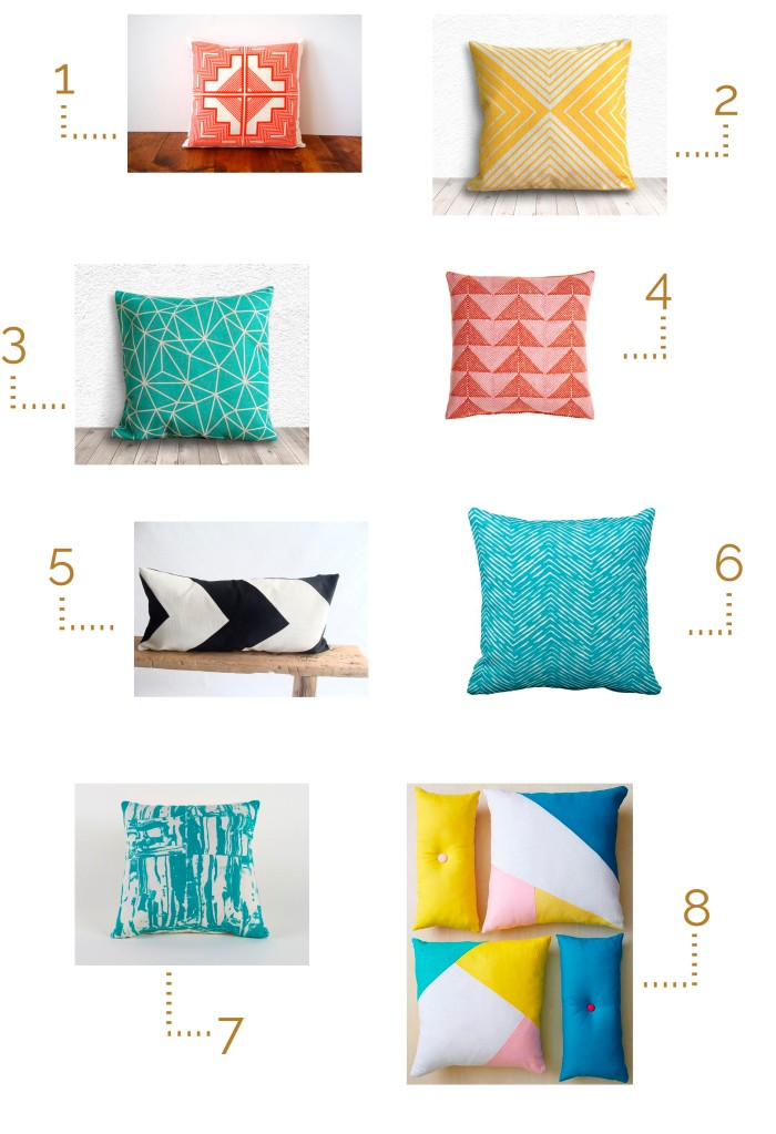 Favorite Finds_Throw Pillows