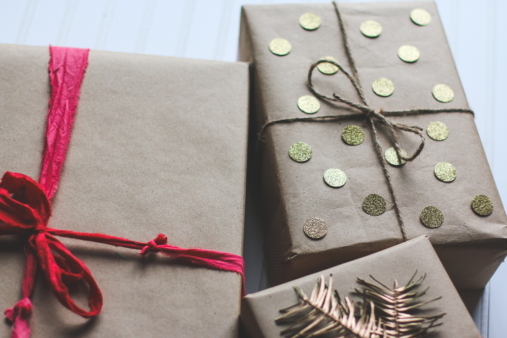 Creative gift wrapping she loves happy creative gift wrap she loves happy lifestyle blog 1 of 9 negle Choice Image