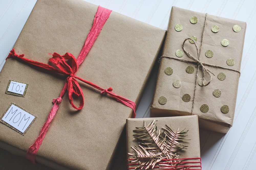 Creative gift wrapping she loves happy creative gift wrap she loves happy lifestyle blog 2 of 9 negle Choice Image
