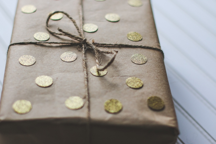 Creative Gift Wrap. She Loves Happy Lifestyle Blog (4 of 9)