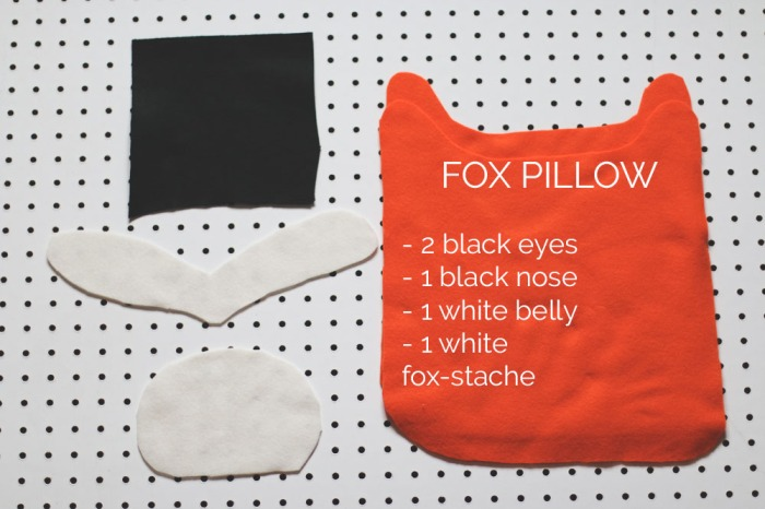 DIY Animal Pillow. She Loves Happy Lifestyle Blog3