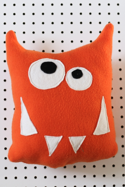 DIY Animal Pillows. She Loves Happy Lifestyle Blog (3 of 6)
