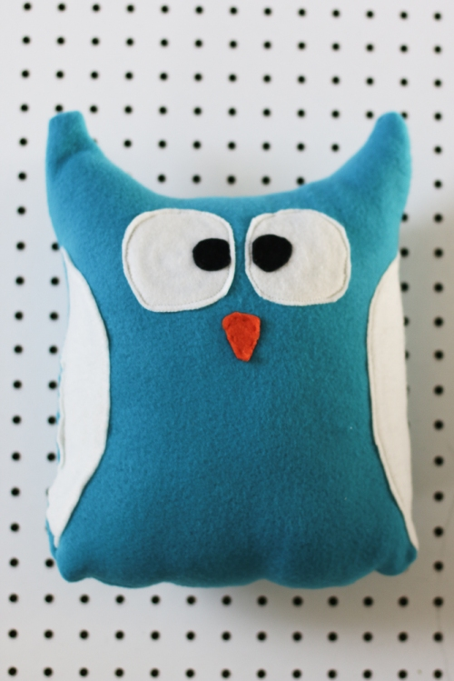 DIY Animal Pillows. She Loves Happy Lifestyle Blog (4 of 6)