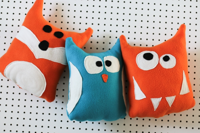 DIY Animal Pillows. She Loves Happy Lifestyle Blog (6 of 6)