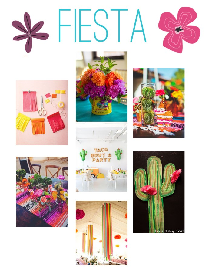 Fiesta Party Inspiration